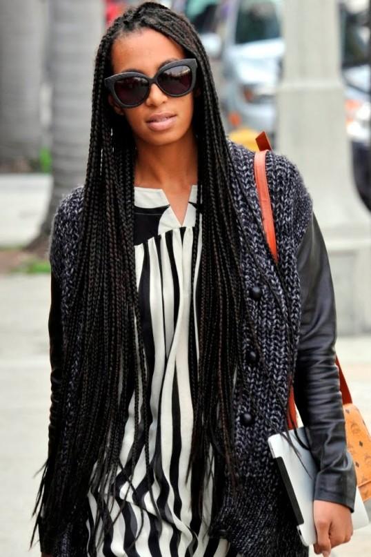 Solange hair2
