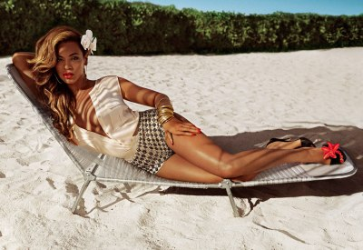 beyonce for HM 2