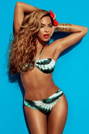 beyonce for HM 3