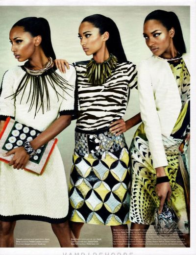 Anais-Mali-Jasmine-Tookes-Jourdan-Dunn-for-W-Magazine-March-201222