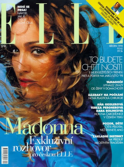 Elle Czech Republic March 1998 Mario Testino preview 400
