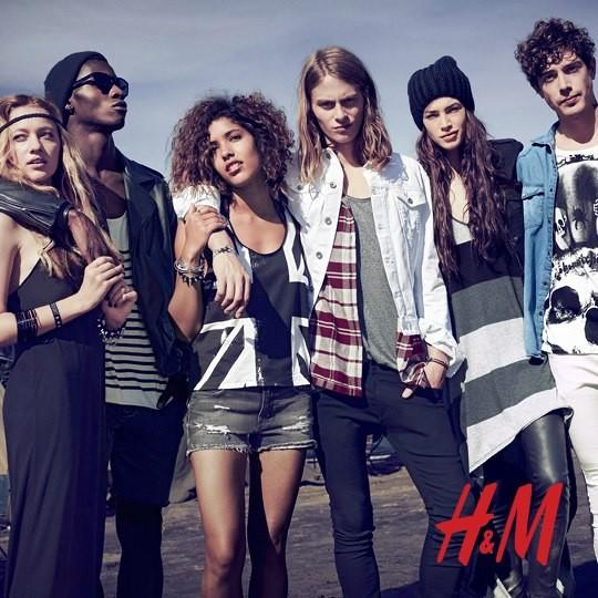 H and M Spring 2013