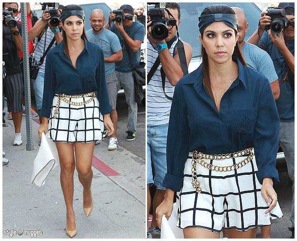 Street-Style-Kourtney-Kardashian