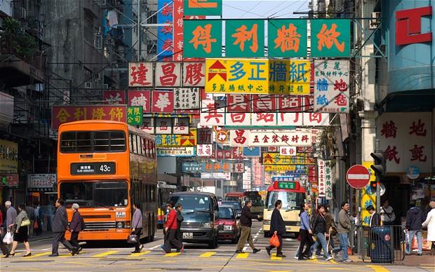 Hong Kong I'll see you soon