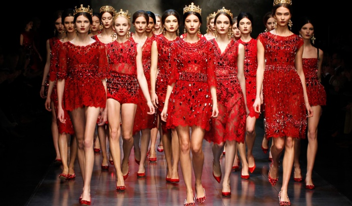 dolce-and-gabbana-womenswear-mosaic-collection-fw-2013-fashion-show-video-watch-it-here