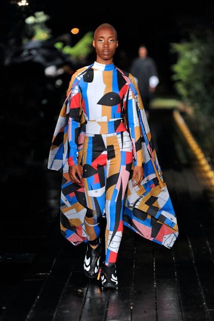 Pyer Moss New York Fashion Week Spring Summer 2019 NY September 2019